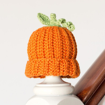 The Cutest Baby Pumpkin Hat Ever IMR