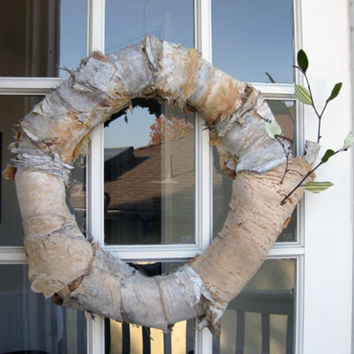 DIY Rustic Fall Wreath IMR