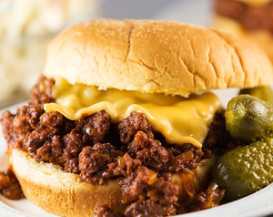 So Easy Sloppy Joes with Homemade Sauce