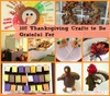 108 Thanksgiving Crafts to Be Grateful For