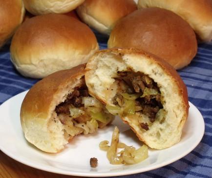 german stuffed rolls recipelioncom