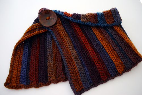 Fall Into Color Cowl