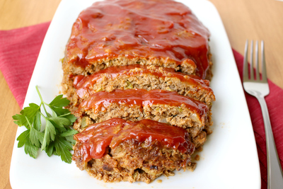 Magic Meatloaf in a Slow Cooker