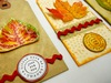 Thanksgiving Paper Crafts: 9 Thanksgiving Table Decoration Ideas, Free Thanksgiving Printables, and Happy Thanksgiving Cards
