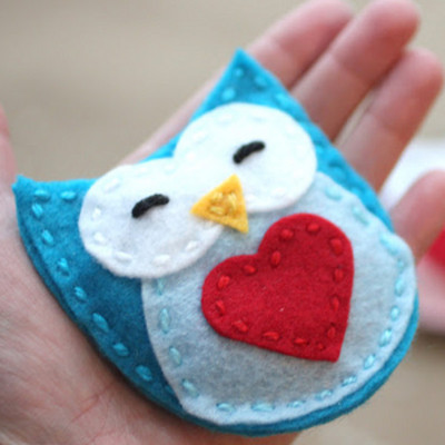 Crazy Cute Owl Hand Warmers IMR