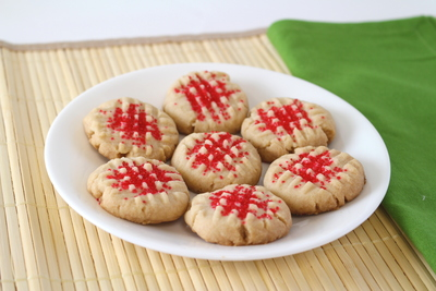 Criss Cross Cookies
