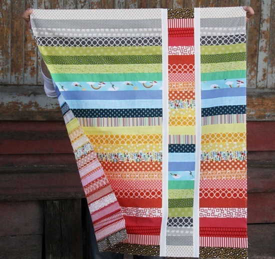 strip and flip quilt master
