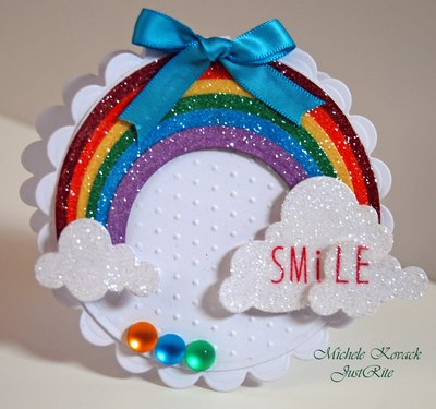 Somewhere Over the Rainbow Greeting Card imr