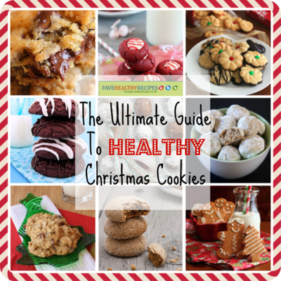 The Ultimate Guide to Healthy Christmas Cookies