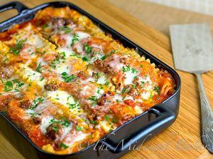 Holiday Lasagna