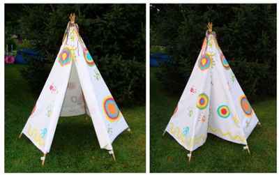 Childs Outdoor Tent