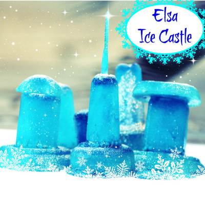 DIY Frozen Ice Castle IMR