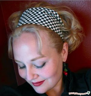 Roxanne Retro Headband