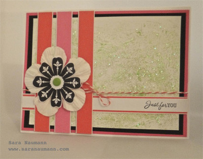 Sara Naumann Cardmaking with Stickles1 425x334