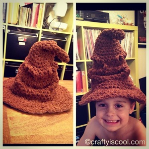 Harry's Favorite Sorting Hat