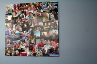 Memorable Moments Photo Collage