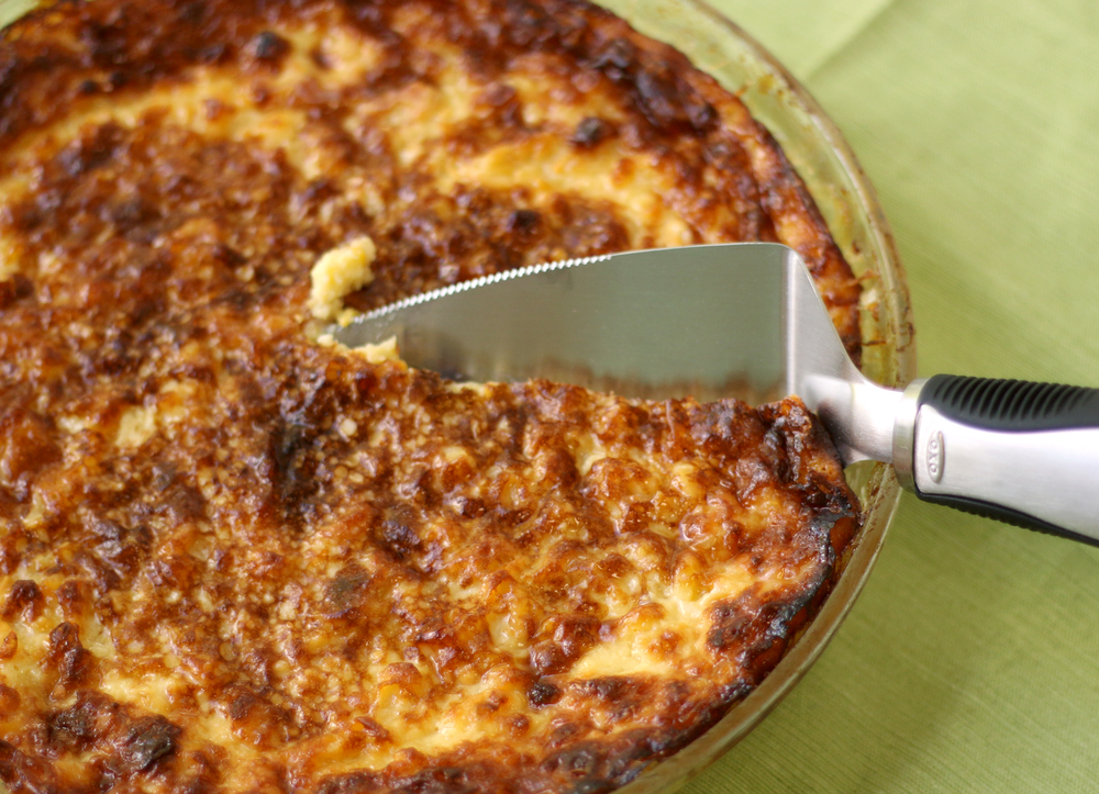 Southern grandmother 39 s corn pudding for Traditional southern thanksgiving dinner menu