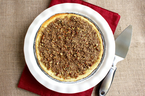 Five Layer Pecan Pie