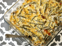 Julia's Green Bean Casserole