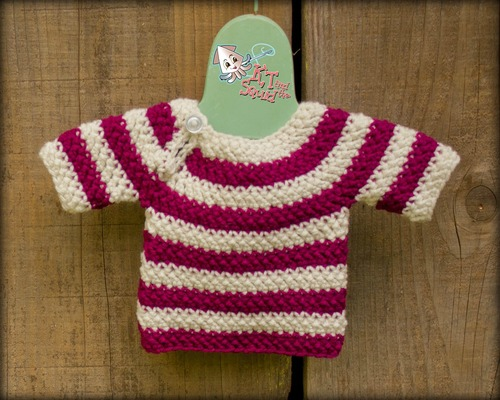 c6f5c9172278 Newborn Top Down Sweater