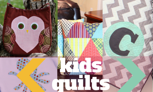 22 Quilt Projects for Young Children