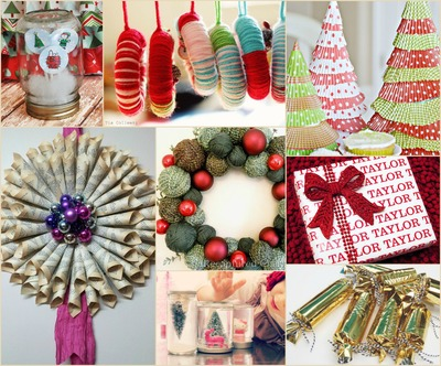 Easy Christmas Crafts for the Holidays