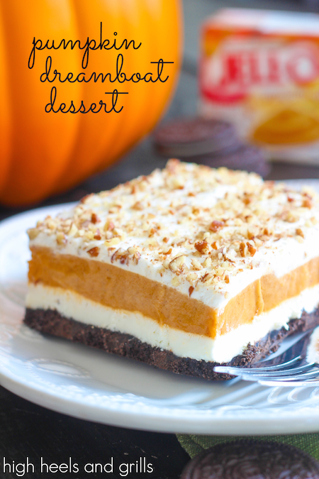 Pumpkin Dreamboat Dessert Recipelion Com