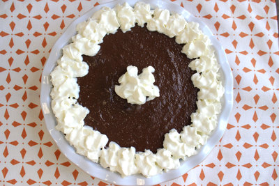 Silky Smooth Chocolate Cream Pie