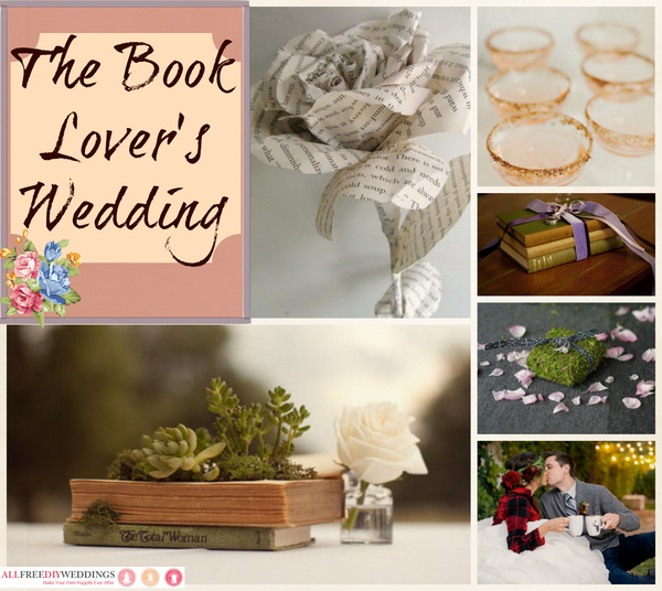 Wedding Theme: Book Lover's Wedding