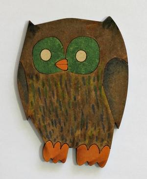 Hoo-hoo to You Owl Greeting Card