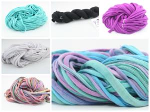 Reclaimed Cotton Ribbon