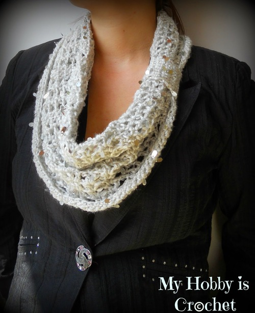 Soft and Swanky Cowl