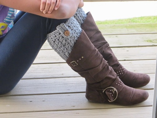 Bailey Boot Cuffs