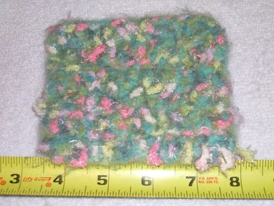 Square Felted Coaster