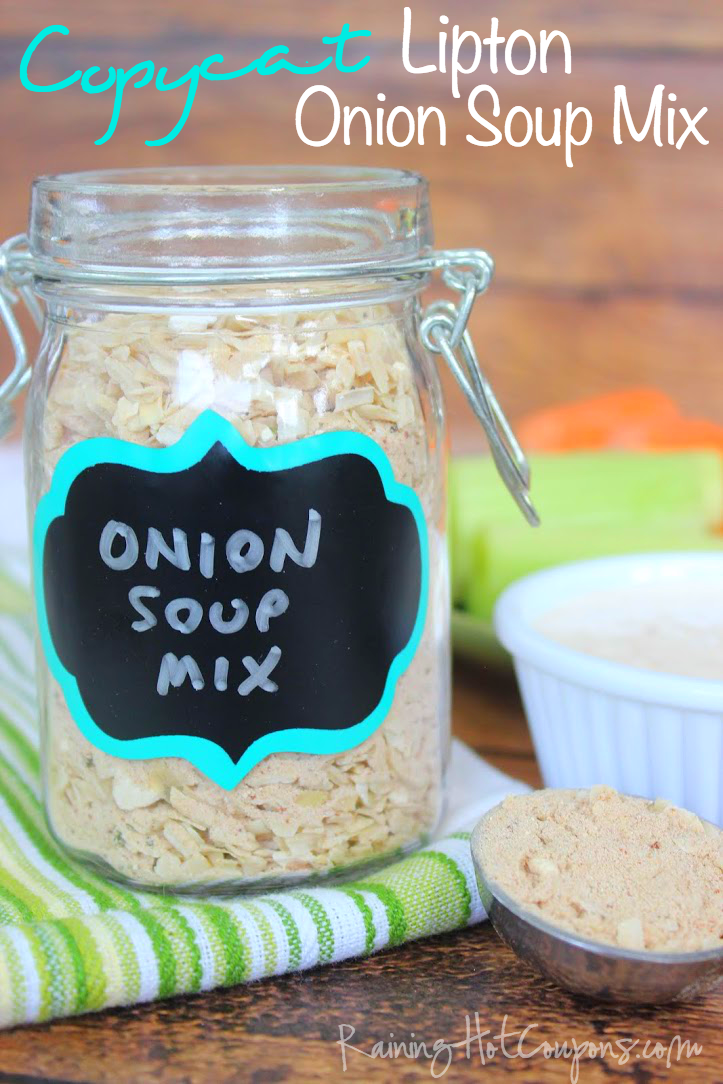 Copycat Lipton Onion Soup Mix Recipelion Com