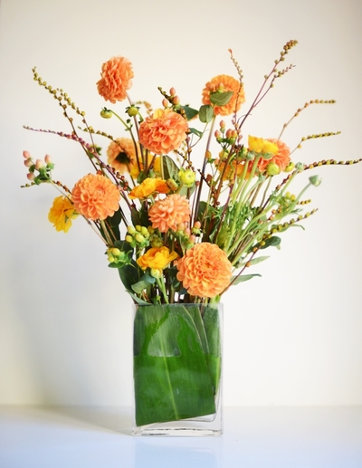 Gorgeous Fall Floral Arrangements