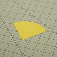 Duck Tape Ice Cream Cones Step 3