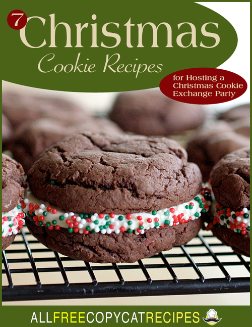 7 Christmas Cookie Recipes For Hosting A Christmas Cookie Exchange