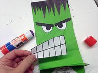 The Hulk Goody Bag