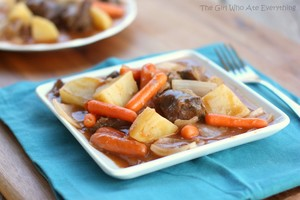 Hearty Oven Baked Stew