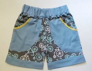 Swimtime DIY Kids' Shorts