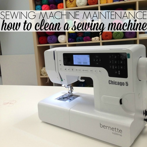 Sewing Machine Tips & Tricks