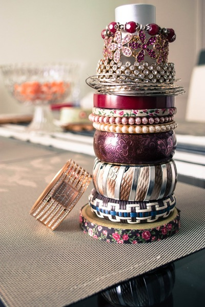 Darling DIY Bracelet Tower