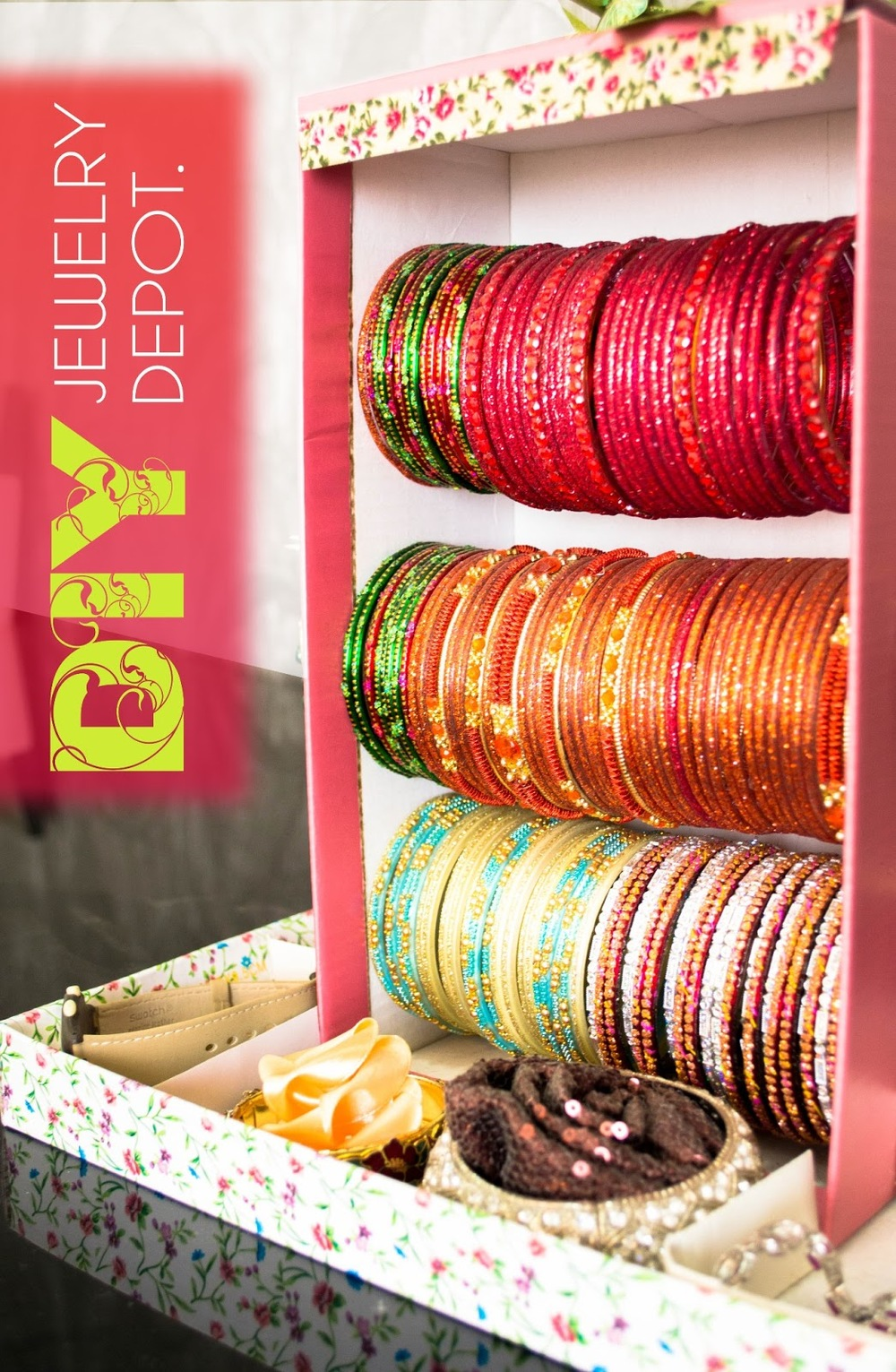 The Ultimate Jewelry Storage Solution