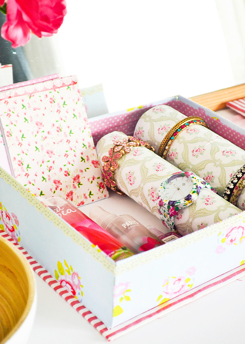 Beautiful Bracelet Box