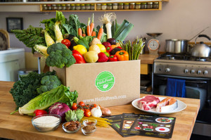 HelloFresh Meal Kit Subscription Box