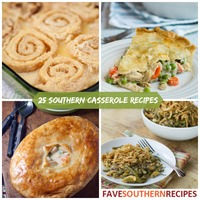 25 Southern Casserole Recipes