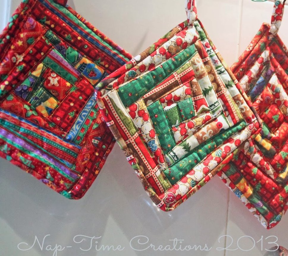 Vintage Christmas Tree Skirts