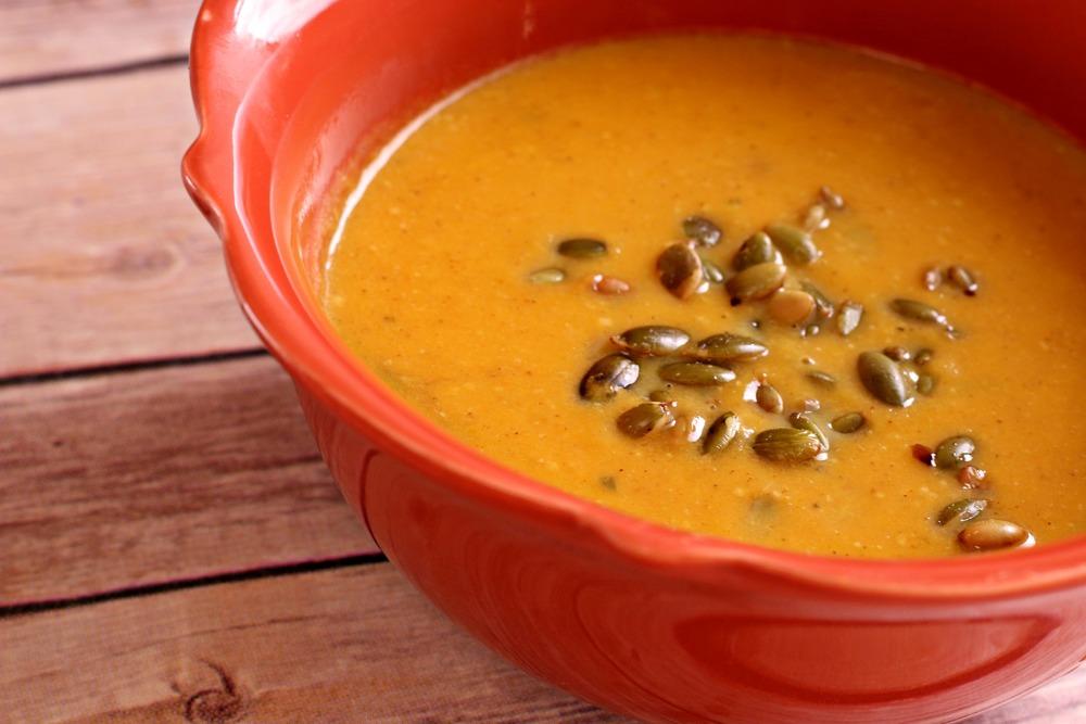 Copycat Panera Autumn Squash Soup Recipelion Com
