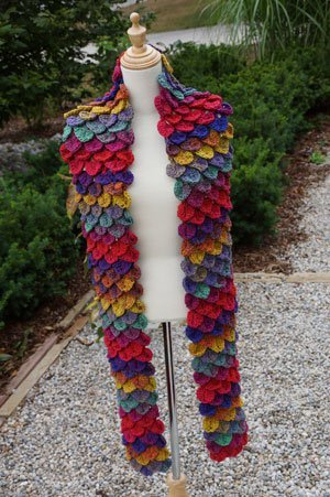 Super Colorful Rio Scarf